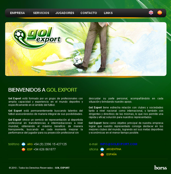 GolExport.com